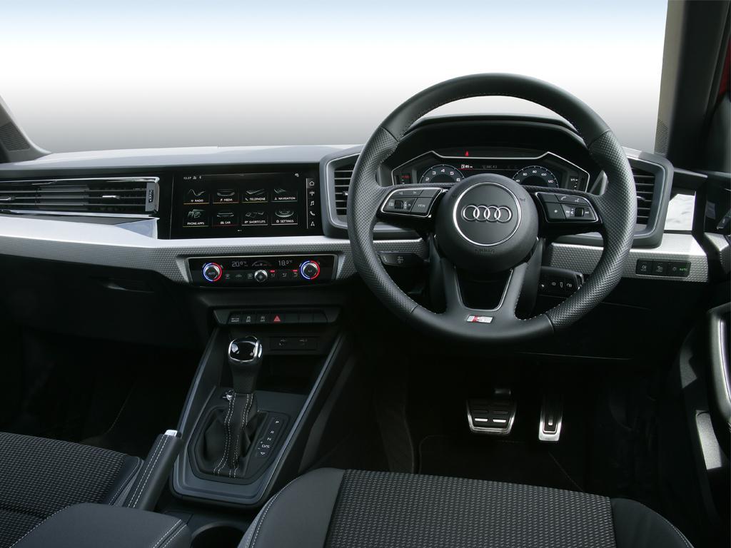 Audi A1 25 TFSI Technik 5dr