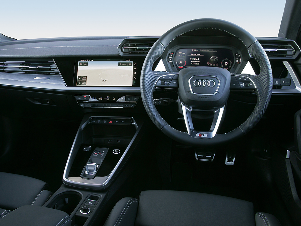 Audi A3 35 TFSI S line 4dr