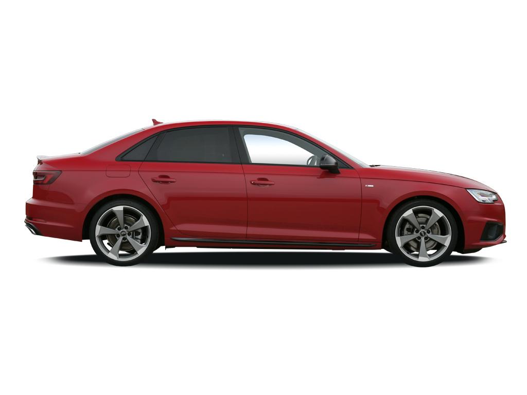 Audi A4 35 TFSI Black Edition 4dr