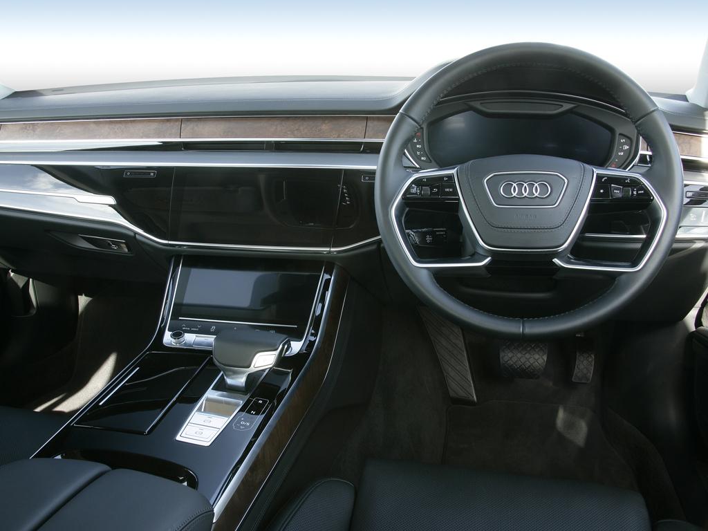 Audi A8 S8 Quattro Black Edition 4dr Tiptronic