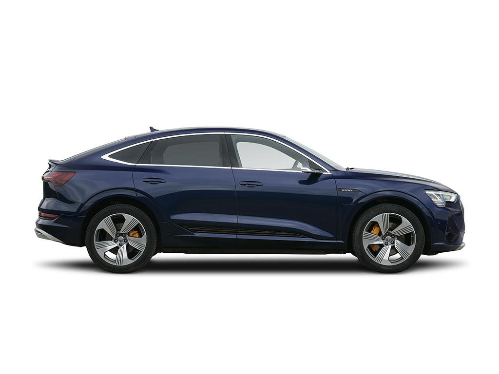 Audi e-tron 300kW 55 Quattro 95kWh Launch Ed 5dr Auto C+S
