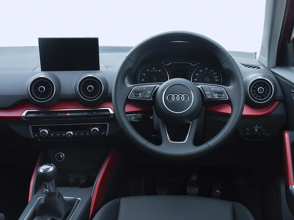 Audi Q2 30 TFSI S Line 5dr