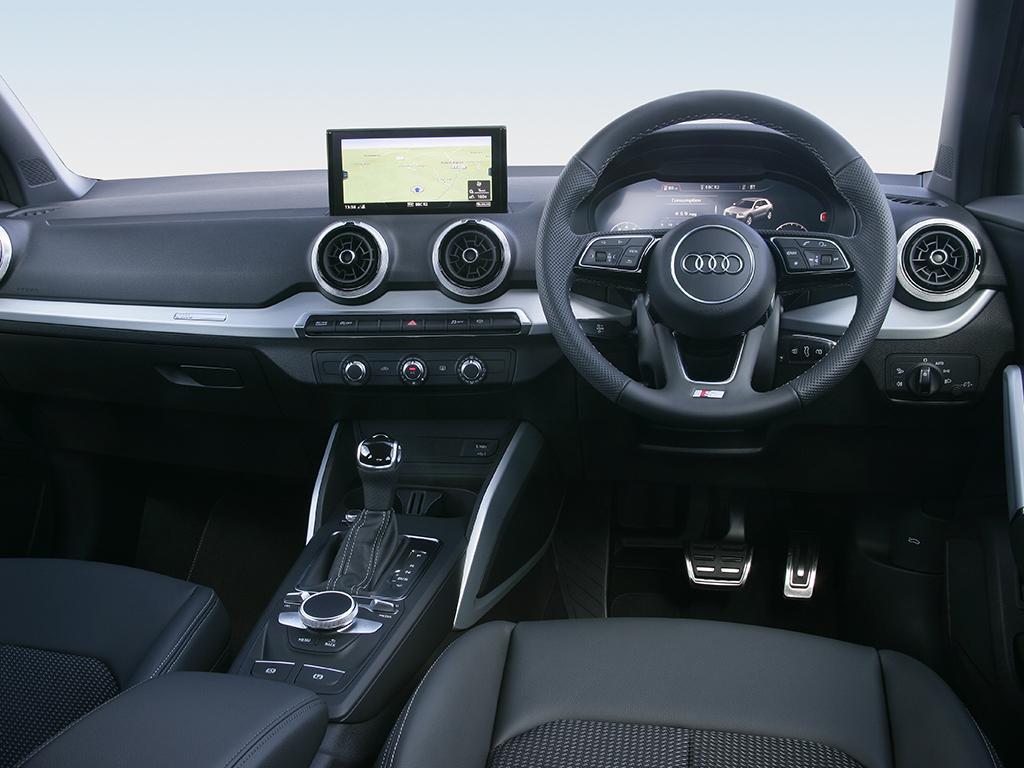 Audi Q2 30 TDI Sport 5dr S Tronic C+S Pack