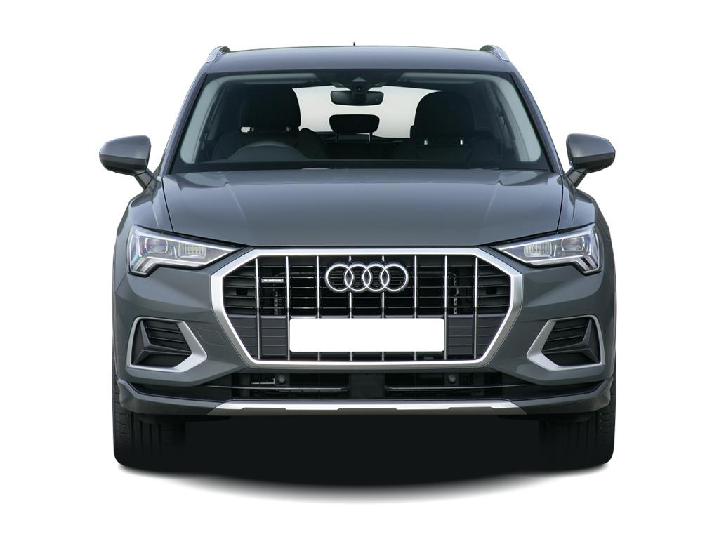 Audi Q3 40 TFSI Quattro Black Edition 5dr S Tronic C+S