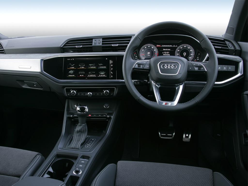 Audi Q3 35 TDI Quattro Sport 5dr Comfort+Sound Pack