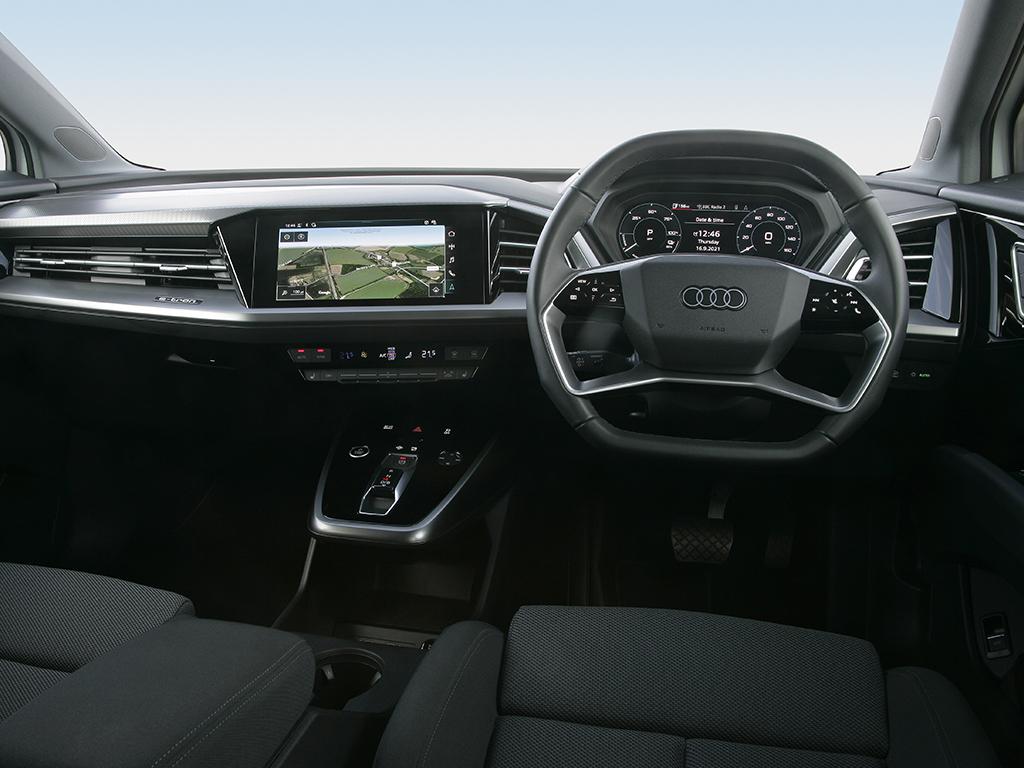 Audi Q4 125kW 35 55.52kWh Sport 5dr Auto C+S