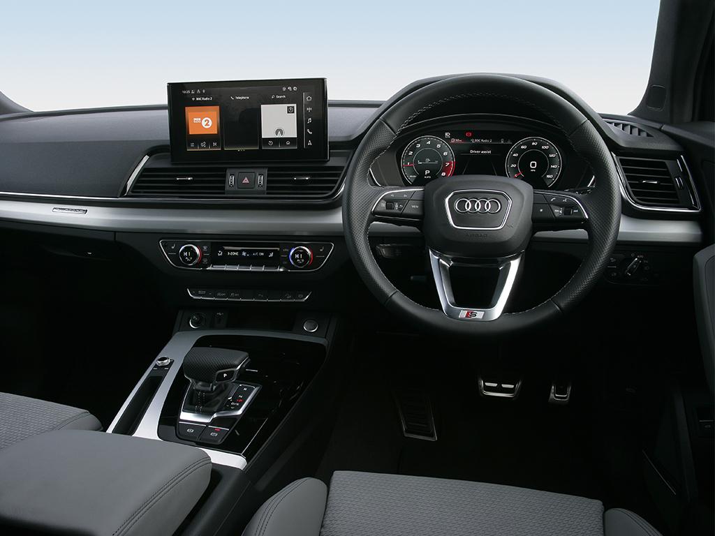 Audi Q5 SQ5 TDI Quattro 5dr Tiptronic