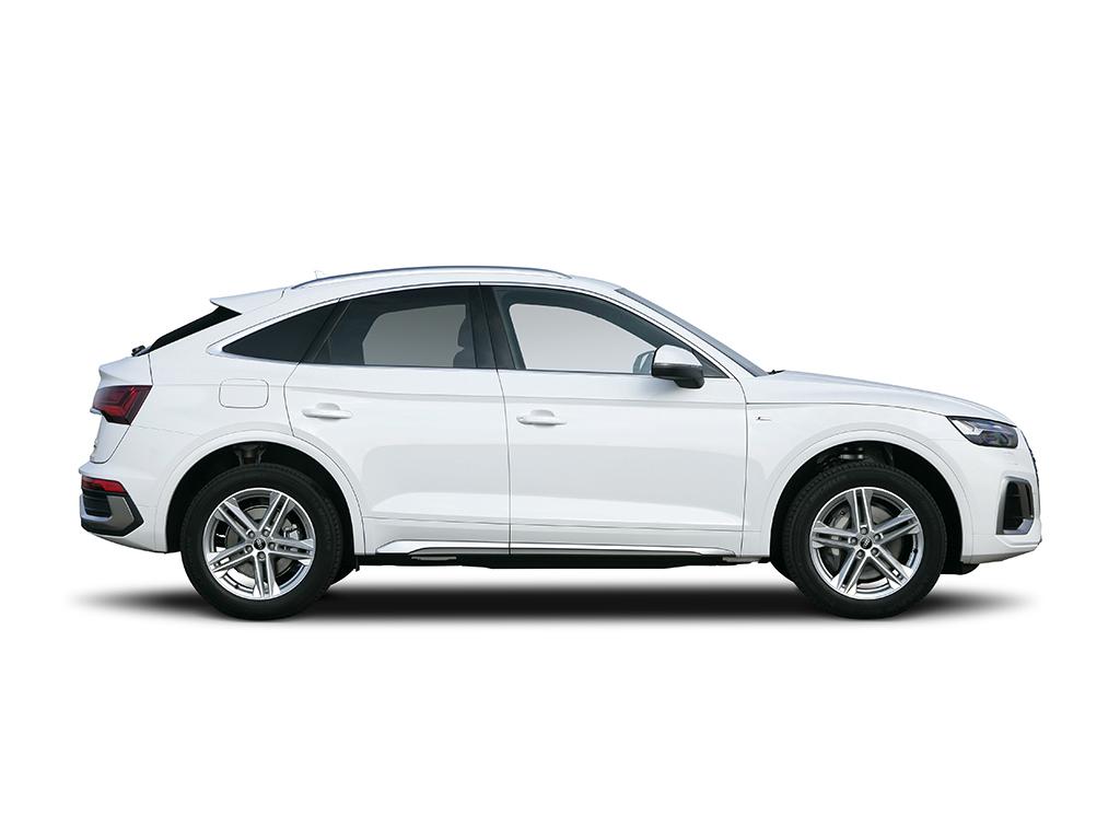Audi Q5 50 TFSI e Quattro S Line 5dr S Tronic C+S