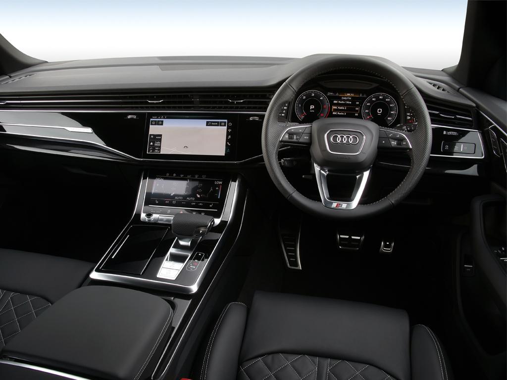 Audi Q8 55 TFSI e Quattro S Line 5dr Tiptronic C+S