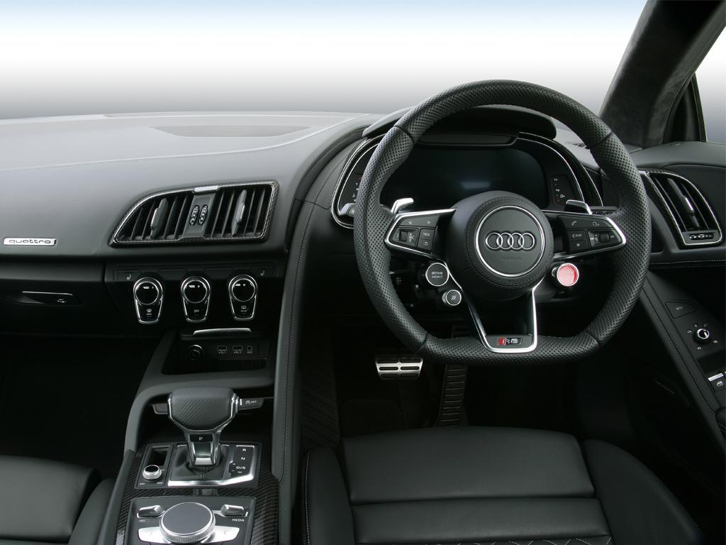 Audi R8 5.2 FSI V10 Quattro 2dr S Tronic Comfort+Sound