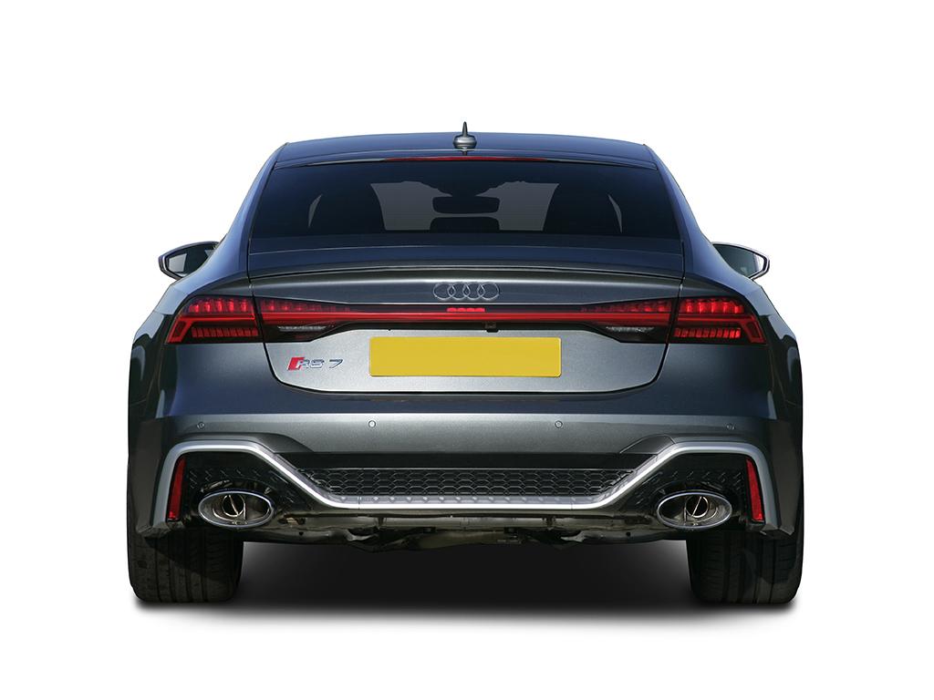 Audi RS7 RS 7 TFSI Quattro Carbon Black 5dr Tiptronic