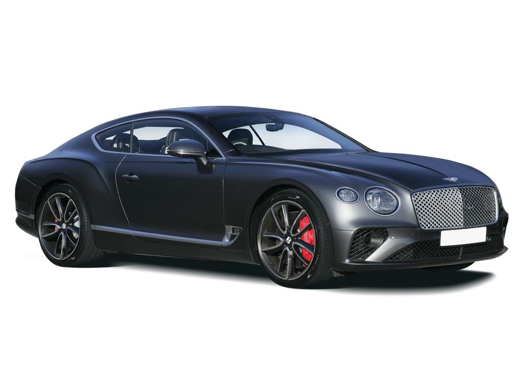 Bentley Continental GT 6.0 W12 Speed 2dr Auto Dynamic Spec