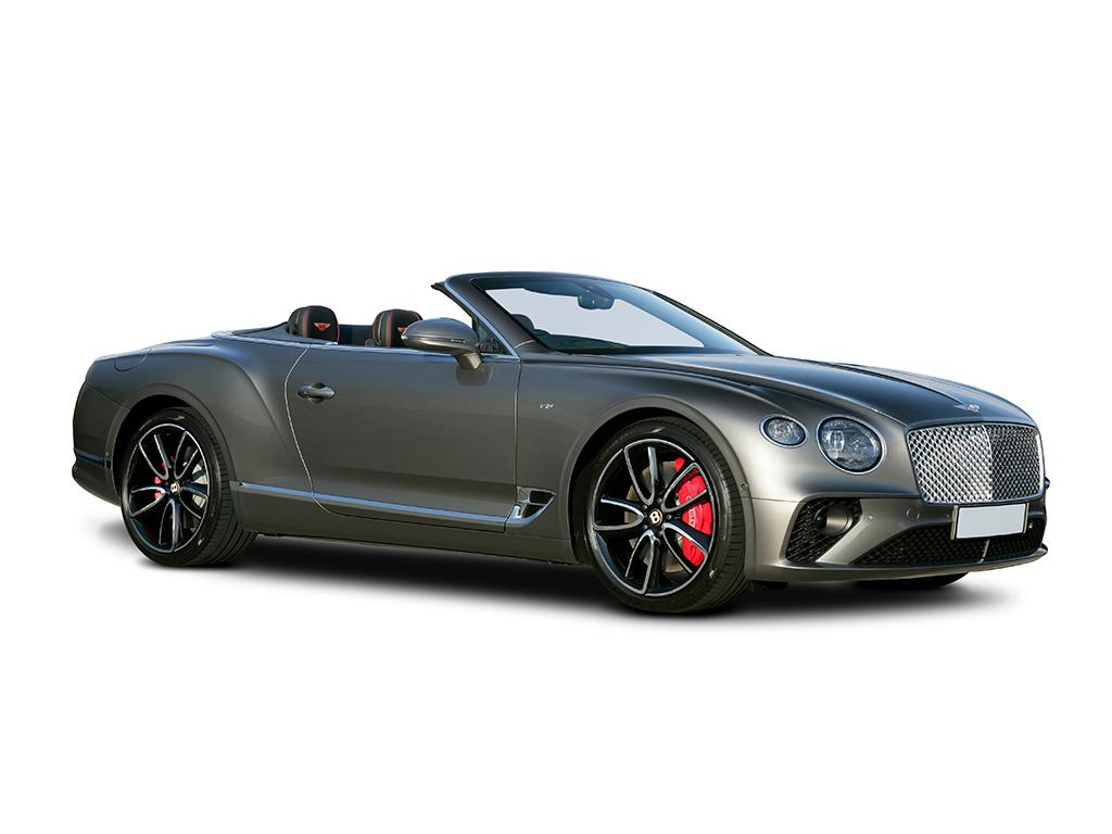 Bentley Continental GTC 4.0 V8 2dr Auto City Spec