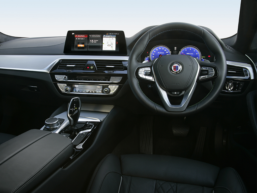 BMW Alpina 5 Series D5S 3.0 4dr Switch-Tronic AWD