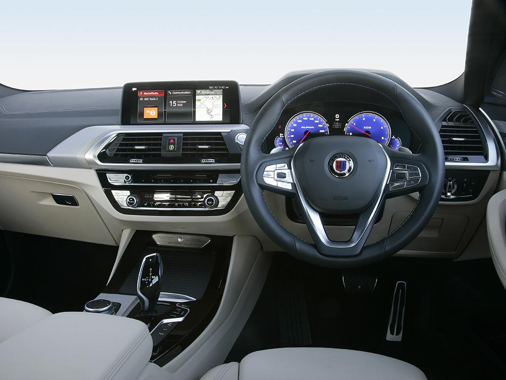 BMW Alpina X3 XD3 3.0 5dr Switch-Tronic