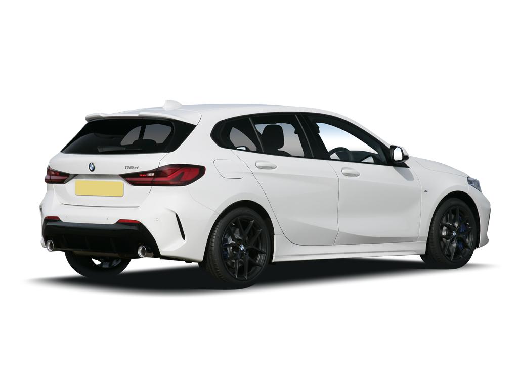 BMW 1 Series 118i 136 M Sport 5dr Step Auto Pro Pack