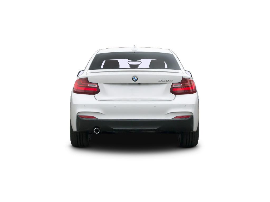 BMW 2 Series 218i M Sport 2dr Nav Step Auto
