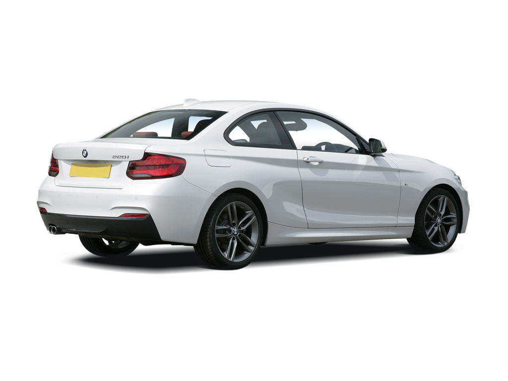 BMW 2 Series 218i 2.0 M Sport 2dr Nav