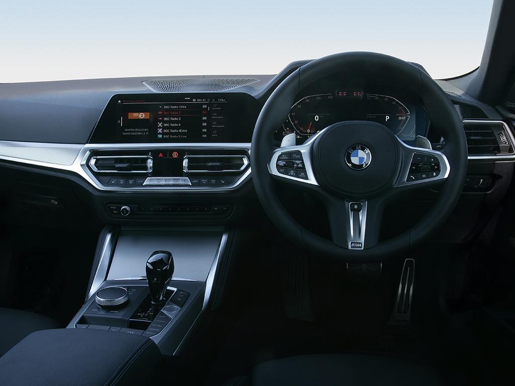 BMW 4 Series 430d MHT M Sport 2dr Step Auto Tech Pack