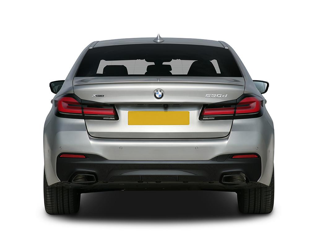BMW 5 Series 520d MHT M Sport 4dr Step Auto Pro Pack