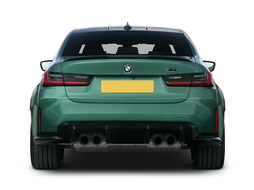 BMW M3 M3 xDrive Competition M 4dr Step Auto M Pro Pack