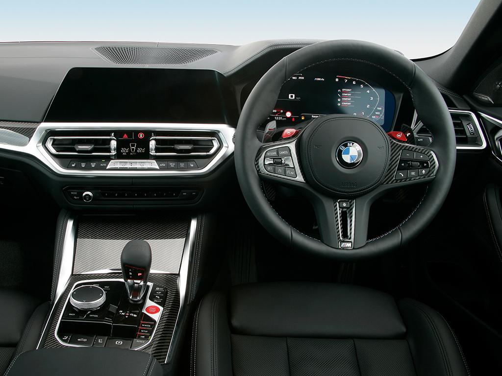 BMW M4 M4 xDrive Competition M 2dr Step Auto