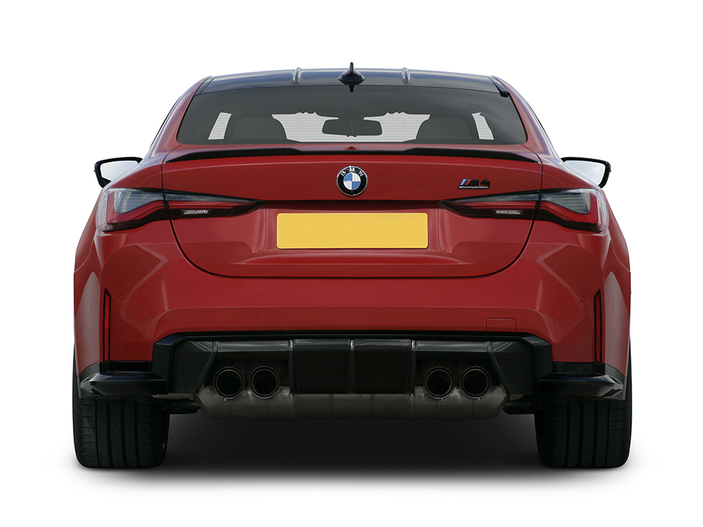 BMW M4 M4 xDrive Competition M 2dr Step Auto M Pro Pack