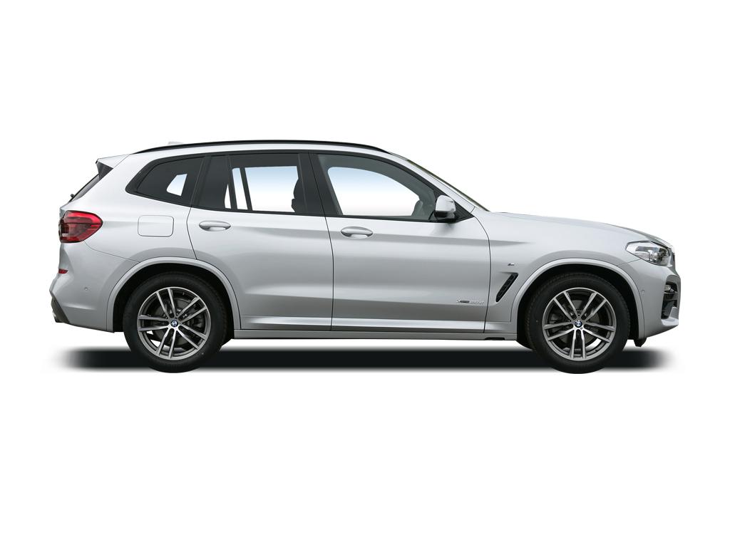BMW X3 xDrive20i M Sport 5dr Step Auto Tech Pack