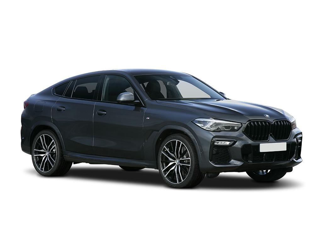 BMW X6 xDrive40d MHT Sport 5dr Step Auto