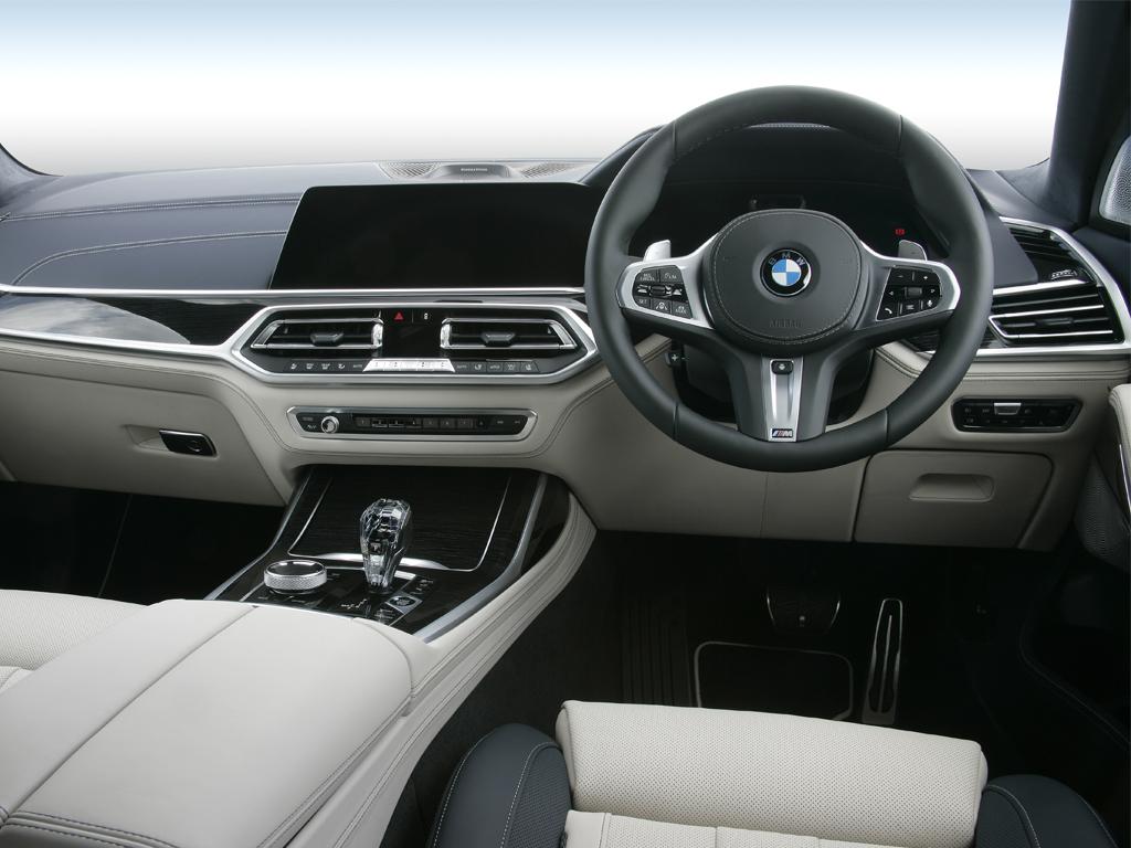 BMW X7 xDrive M50i 5dr Step Auto 6 Seat