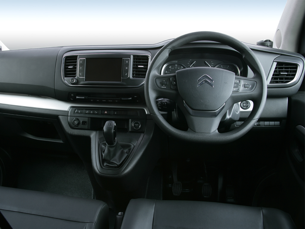 Citroen Space Tourer 2.0 BlueHDi 145 Flair M 8 Seat 5dr