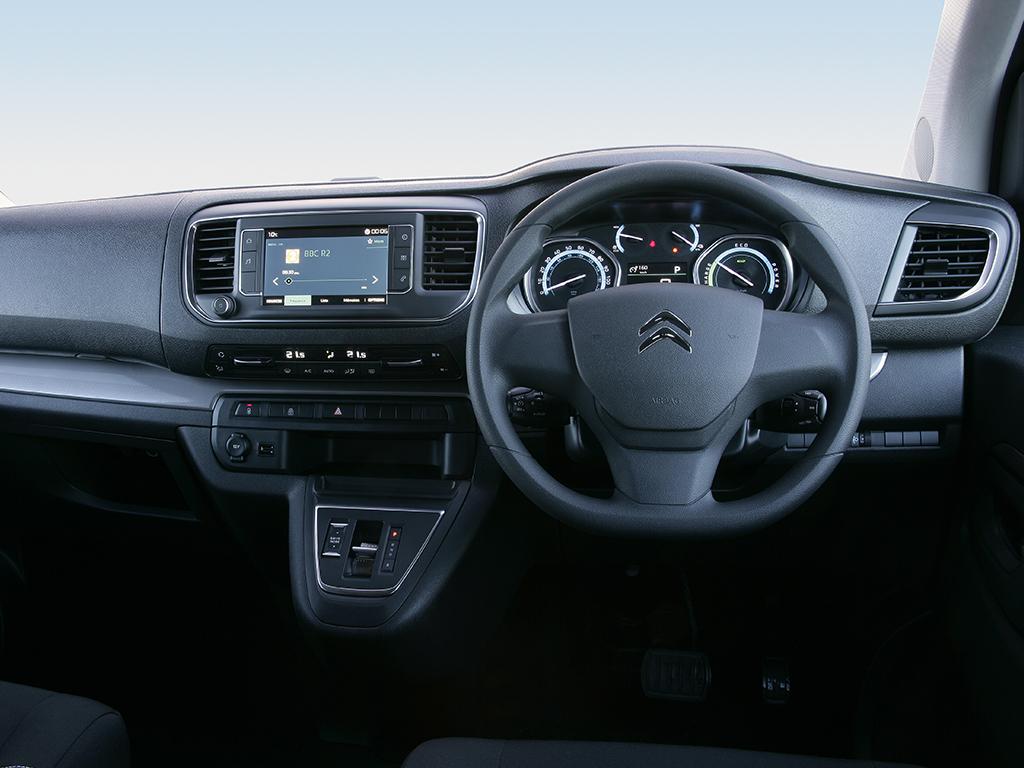 Citroen Space Tourer 100kW Flair XL 8 Seat 50kWh 5dr Auto