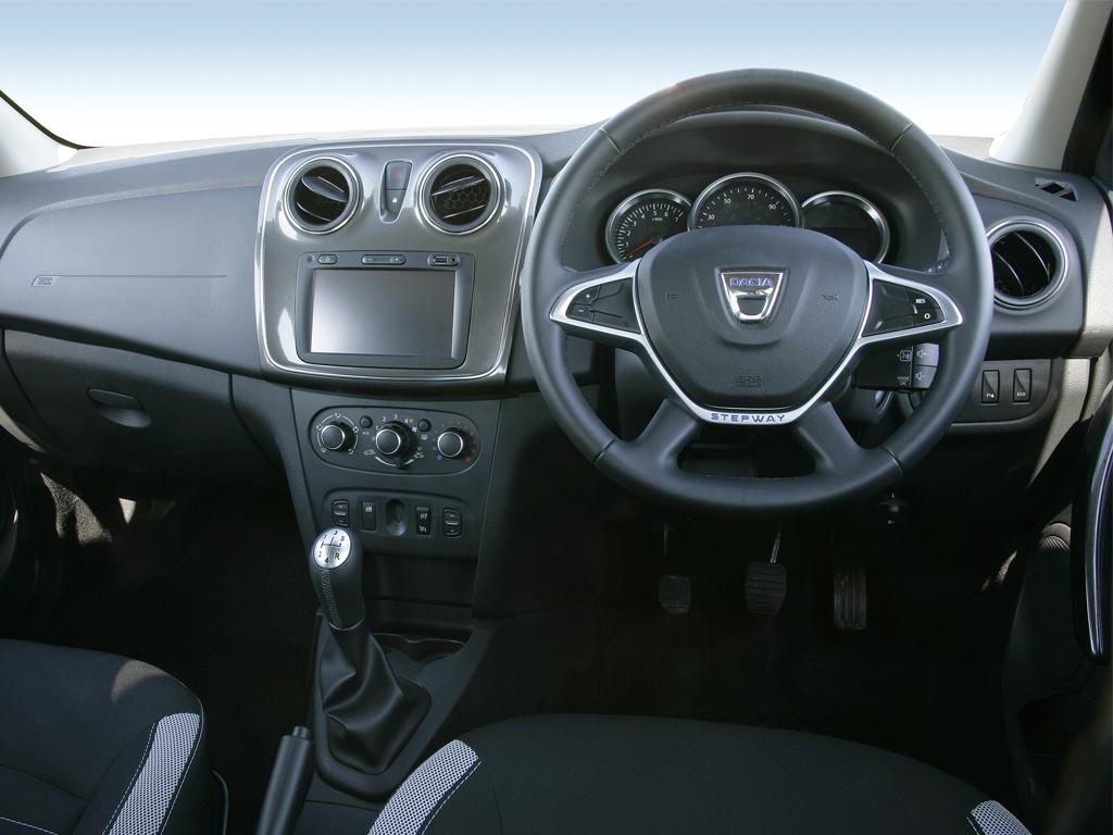Dacia Logan Stepway 0.9 TCe Comfort 5dr