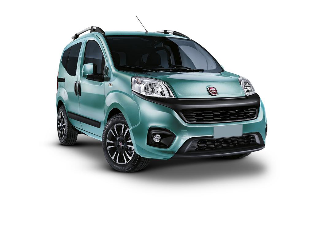 Fiat Qubo 1.4 8V Lounge 5dr