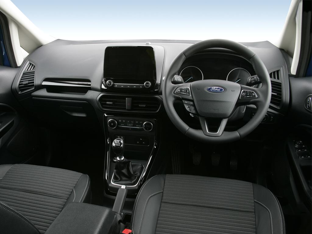 Ford Ecosport 1.0 EcoBoost 125 Titanium 5dr