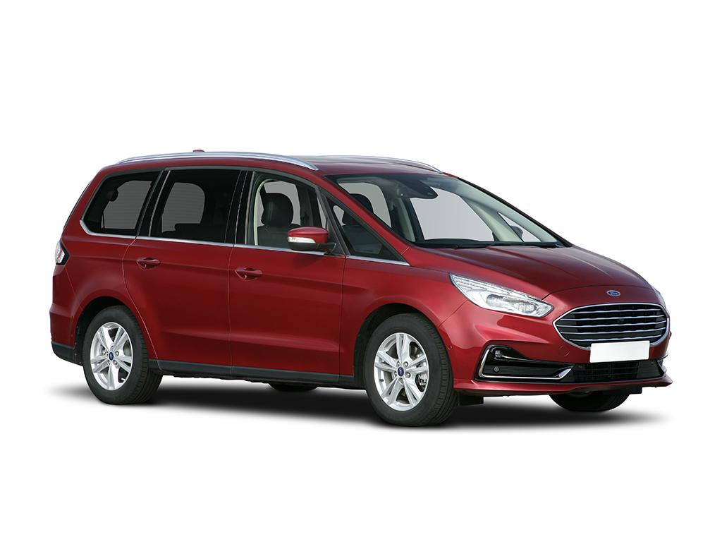 Ford Galaxy 2.5 FHEV 190 Titanium 5dr CVT Lux Pack