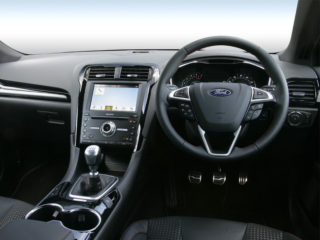 Ford Mondeo 2.0 EcoBlue Zetec Edition 5dr