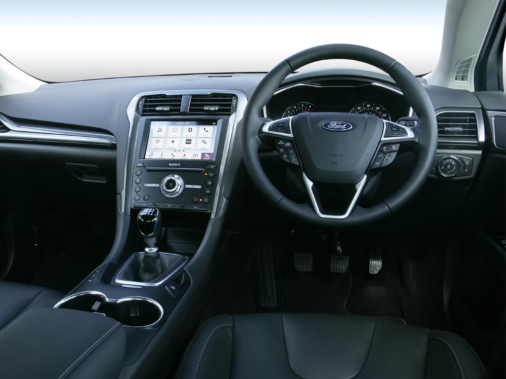 Ford Mondeo 2.0 Hybrid Zetec Edition 4dr Auto