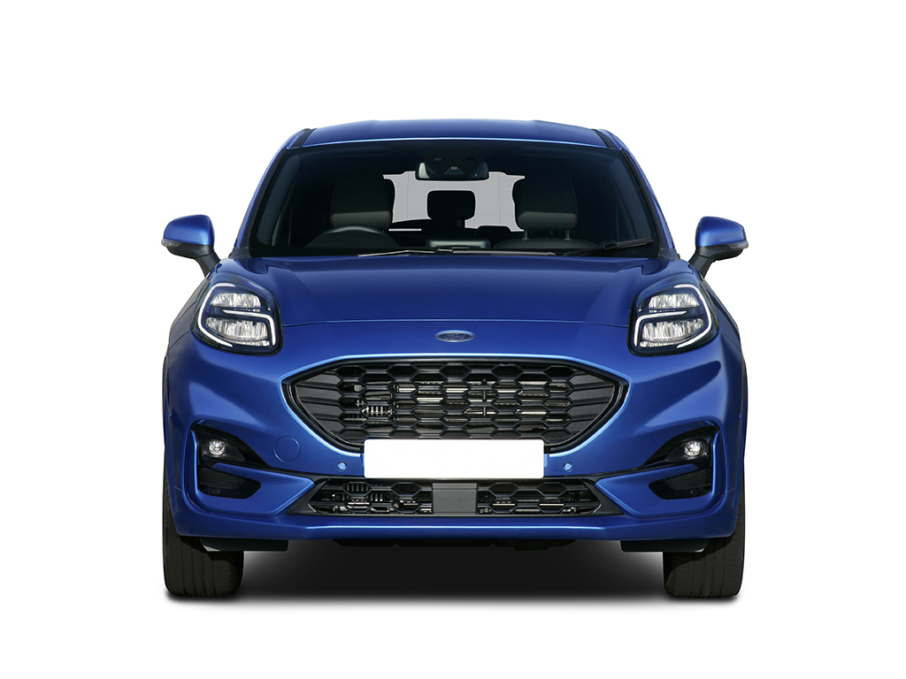 Ford Puma 1.0 EcoBoost Hybrid mHEV ST-Line 5dr