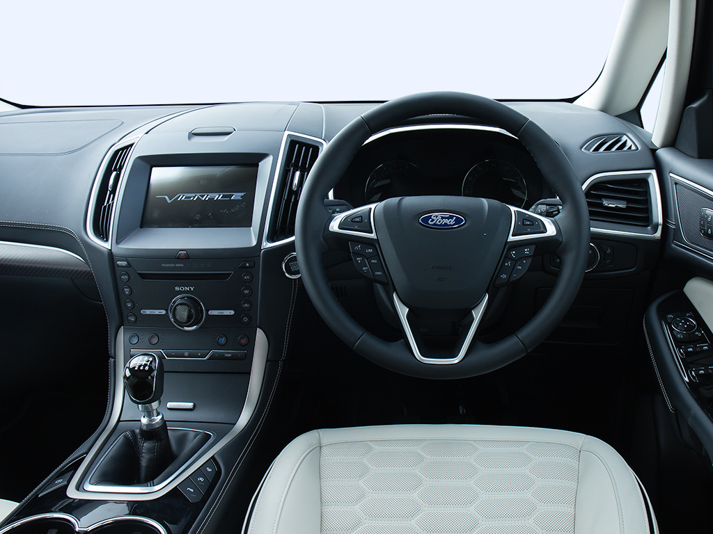 Ford S-MAX Vignale 2.5 FHEV 190 5dr CVT