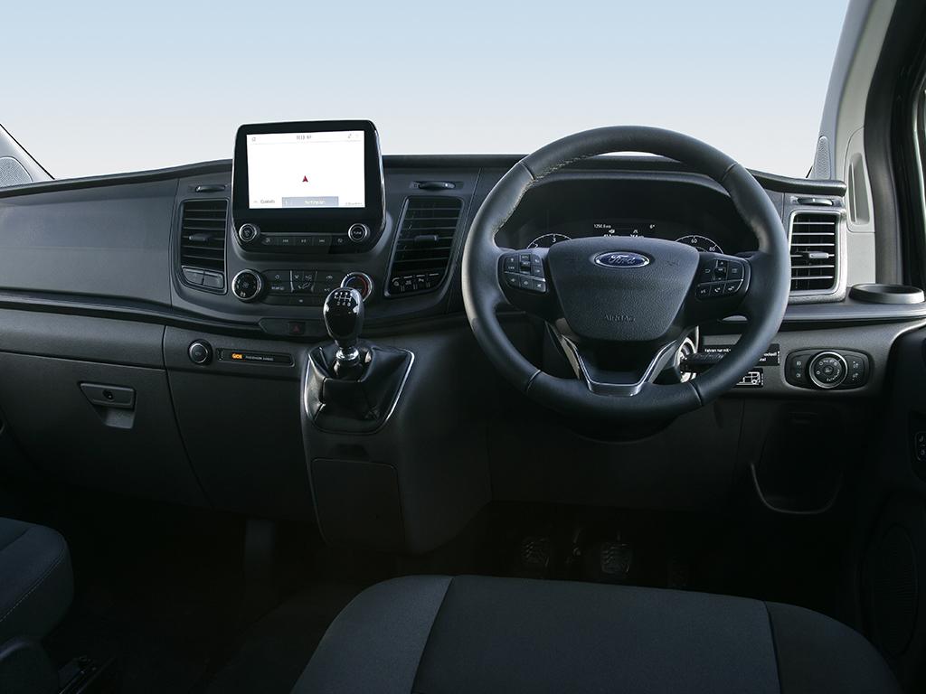 Ford Transit Custom 2.0 EcoBlue 185 L2 Nugget 4dr Auto