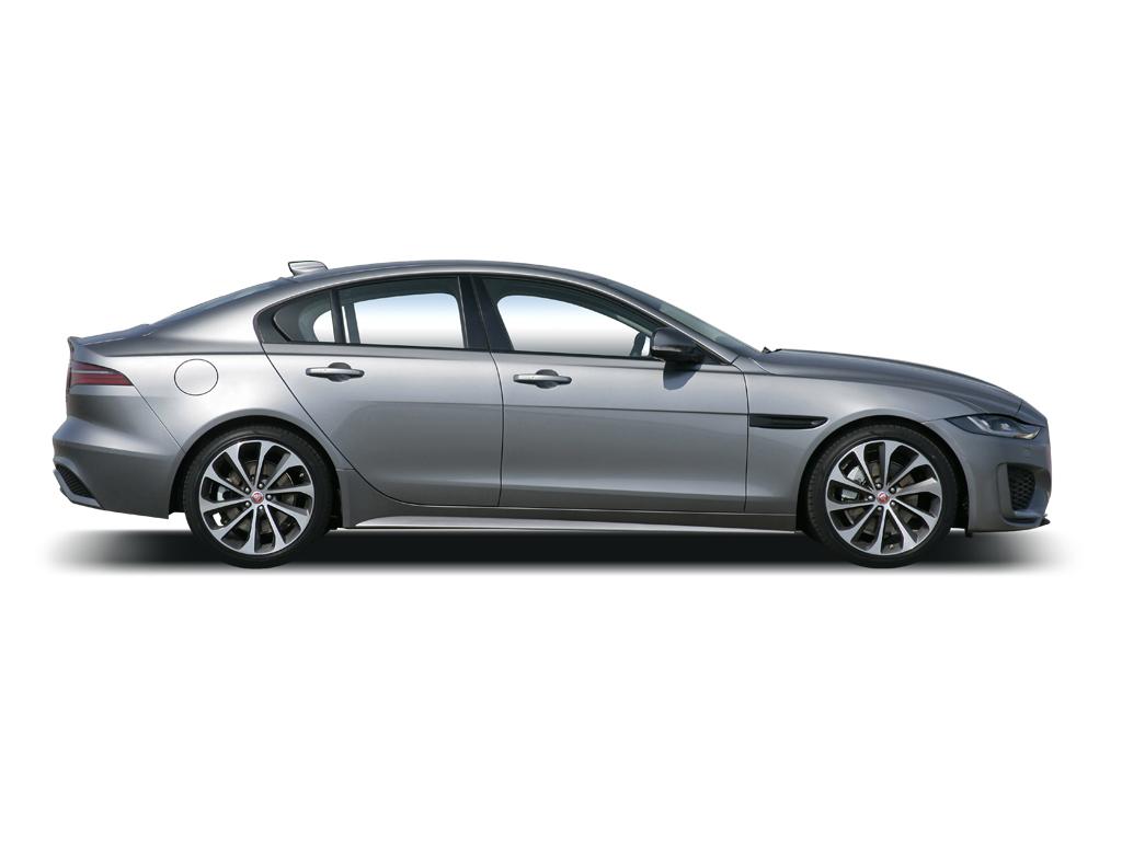 Jaguar XE 2.0 D200 R-Dynamic Black 4dr Auto