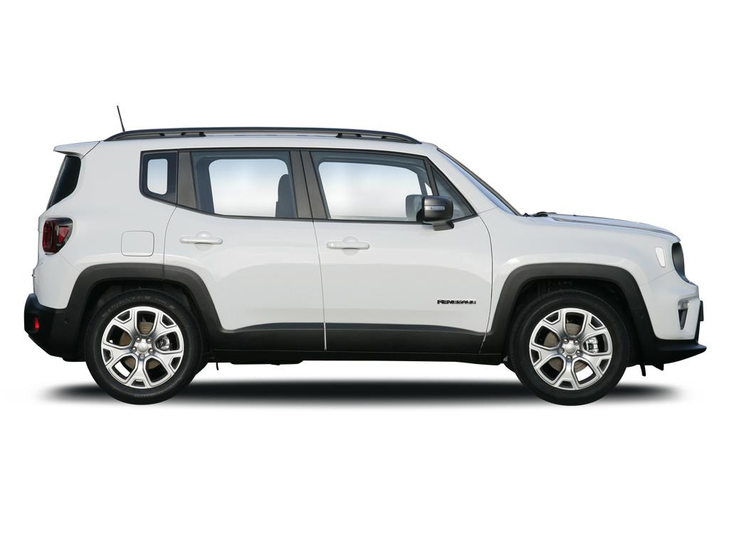 Jeep Renegade 1.3 Turbo 4xe PHEV 240 Trailhawk 5dr Auto