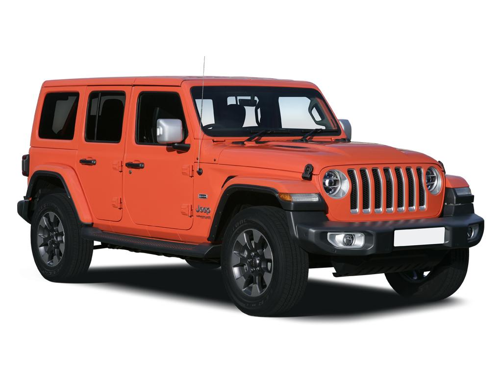 Jeep Wrangler 2.0 Night Eagle 4dr Auto8