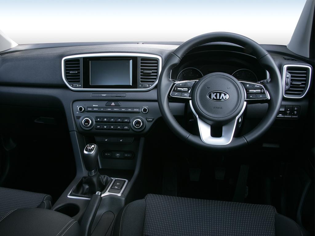 Kia Sportage 1.6 CRDi 48V ISG 3 5dr DCT Auto