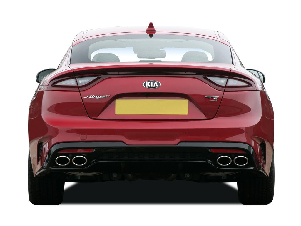 Kia Stinger 3.3 T-GDi 361 GT S 5dr Auto