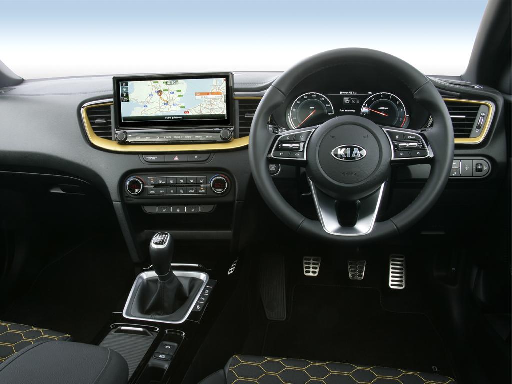 Kia Xceed 1.5T GDi ISG 3 5dr