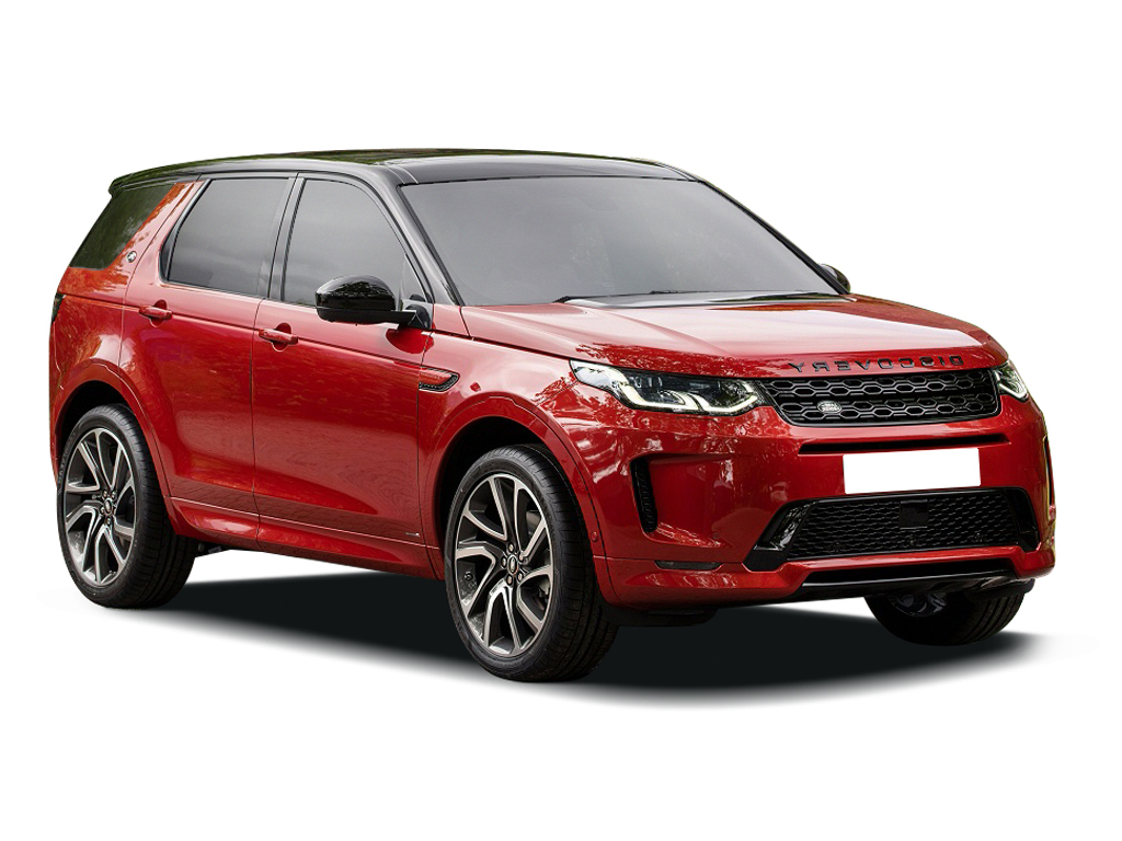 Land Rover Discovery Sport 2.0 D165 R-Dynamic SE 5dr Auto