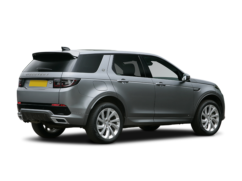 Land Rover Discovery Sport 2.0 D165 R-Dynamic SE 5dr Auto 5 Seat