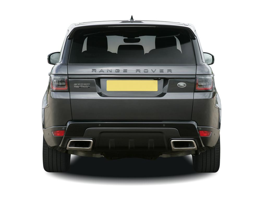 Land Rover Range Rover Sport 2.0 P400e HSE Silver 5dr Auto